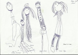 методика рисунок семьи