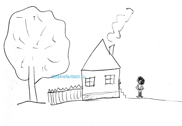 методика дом-дерево-человек